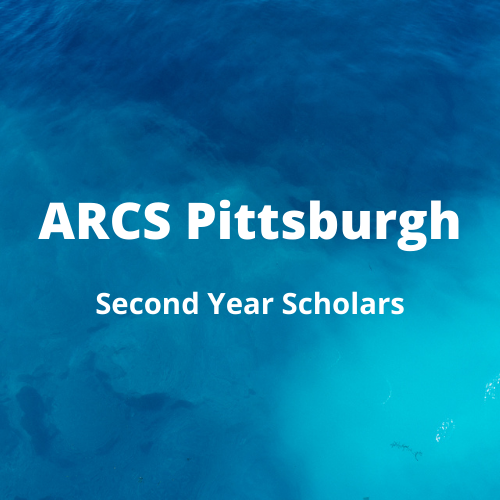 ARCS Pittsburgh Second Year Scholars