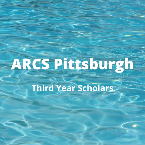 ARCS Pittsburgh Third Year Scholars