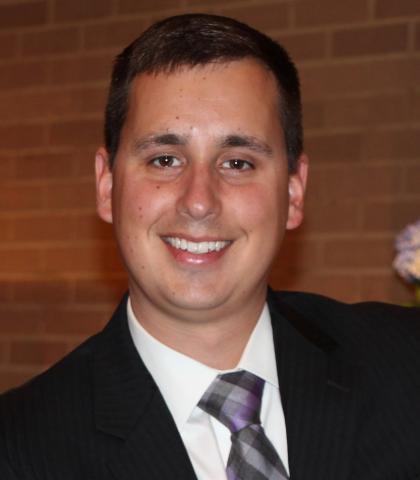 Denver Faulk, Ph.D. former Pitt ARCS Scholar