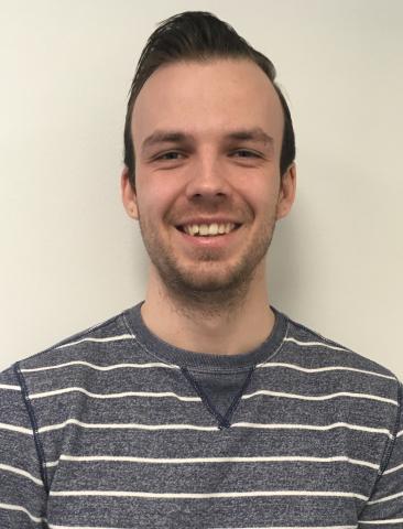 ARCS Scholar Chris Hughes
